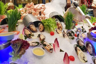 Seafood Buffet at Four Seasons