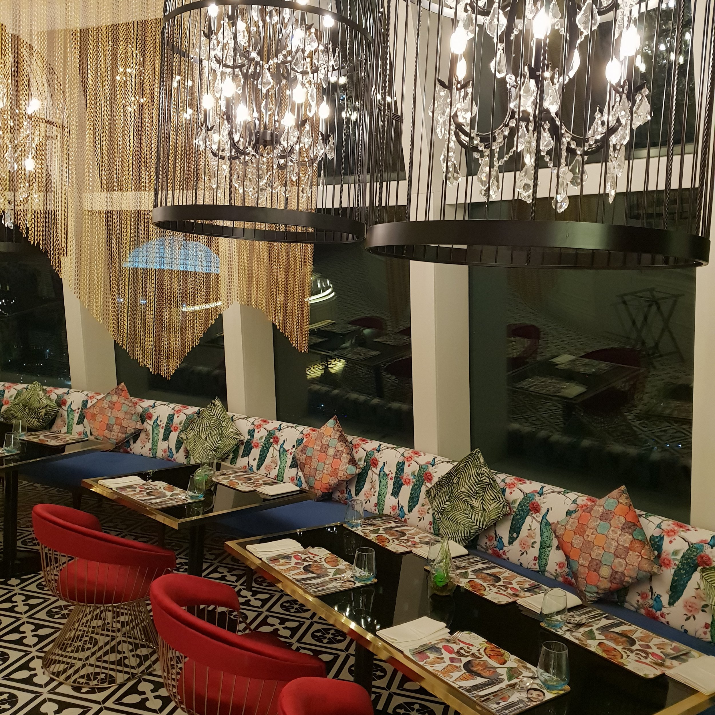 INDEGO 360 by Vineet. One of the highest Indian restaurants in the world. - New In Doha - Inspiring You to Explore Qatar