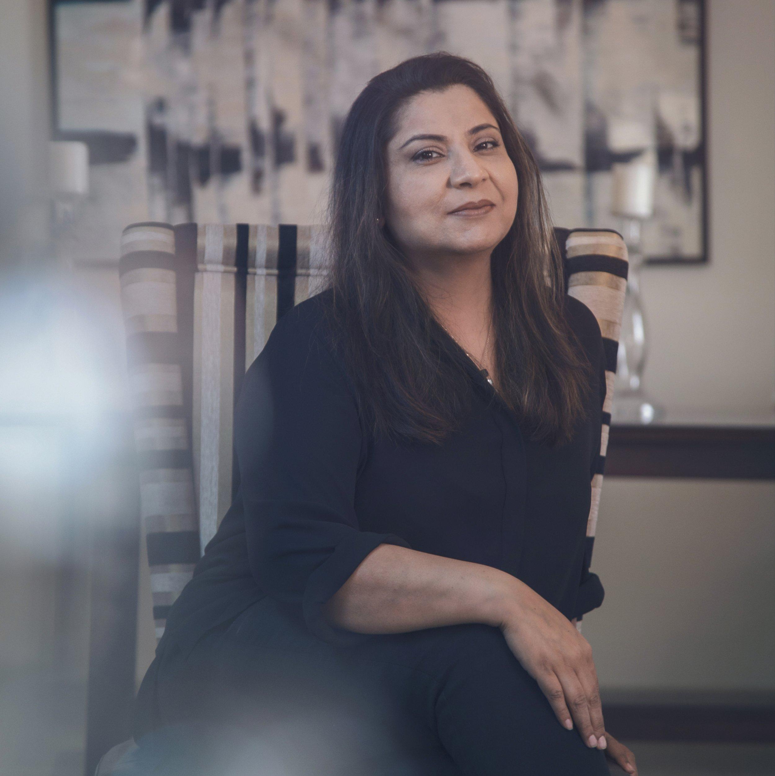 Shazia Bhanji Artist