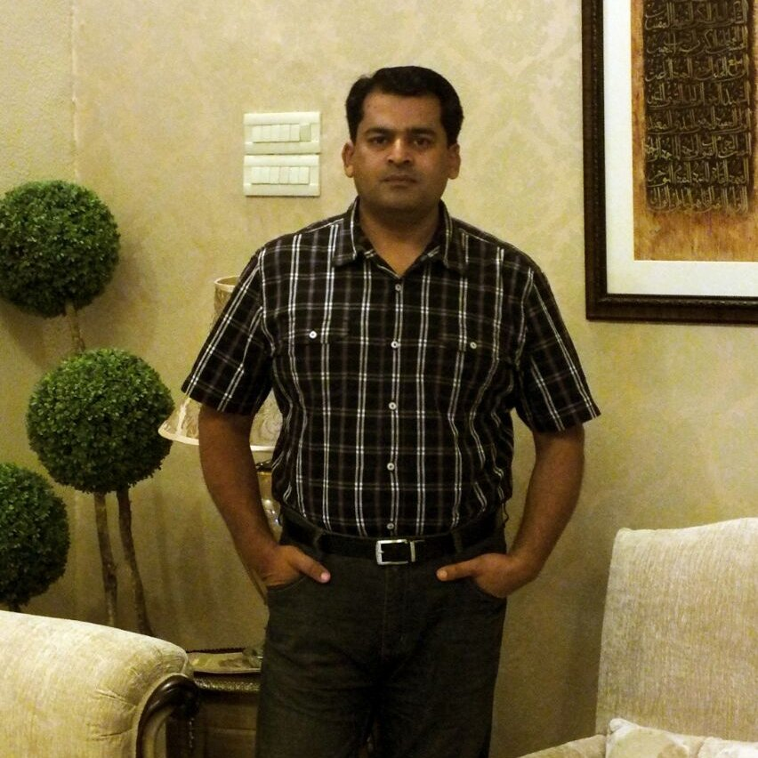 Adnan Siraj Artist